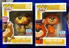 Funko Pop! Animation Lippy the Lion and Hardy Har Har NYCC Exclusive to 1000