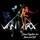 VAN ARX - Stand Together For Rock and Roll -  CD NEW (KISS, Mötley Crüe style)