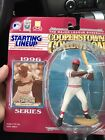 1996 STARTING LINEUP - SLU - MLB - JOE MORGAN - CINCINNATI REDS - COOPERSTOWN