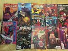 lot of 14 Spider Man Comic Books Amazing Spider Man Ultimate MORE COPPER MODERN