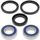 Yamaha YZF750R 1994-1998 Front Wheel Bearings And Seals