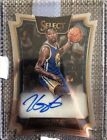 Kevin Durant 2016-17 Panini Select Die Cut Auto 14 49 Warriors SP Rare FMVP