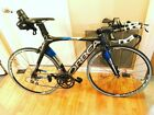 2006 Orbea Ordu Ultegra 10 triathlon bike w/ performance designs look keo blade