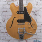 Gibson ES-330TD Hollow-Body Electric Guitar Natural