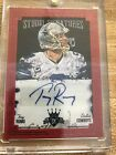 2015 Panini Gridiron Kings Tony Romo Studio Signatures Auto #d 3 9 Cowboys SSP