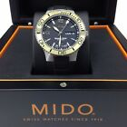 MIDO Men's Ocean Star Automatic Swiss Made Diver Watch M8522.4.58.9.3