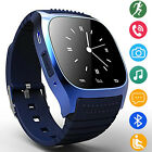 Bluetooth Smart Watch Phone for Android Smartphones Samsung ZTE LG HTC