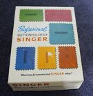 Vintage Professional Buttonholer By Singer Sewing Part # 102880