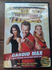 USED The Biggest Loser the Workout Cardio Max DVD fitness workout exercise