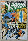 X MEN 63 Stan Lee Autograph Signed MARVEL COMICS COA MAKE AN OFFER