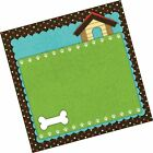 Prima Marketing Easy Peasy Page Layout with 3D Design 12 x 12 Inch Dog