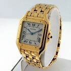 Cartier Panthere Men's Jumbo Size All Gold