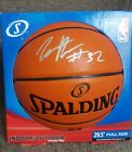 KRIS DUNN signed autographed CHICAGO BULLS Replica Game basketball w COA