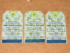 3 used 70s vintage ASPEN SNOWMASS child ski lift tickets passes consecutive s