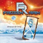Frozen Rain-Ahead of Time  CD NEW