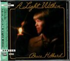BRUCE HIBBARD - A LIGHT WITHIN 1977 Japan Only CD w/OBI Mega Rare oop AOR