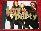 CD SHA-BOOM - Let's Party | EX++ 1990 Mega RARE WANTED AOR Melodic Rock Dag Finn