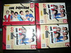 LOT of 4 ONE DIRECTION 2013 Panini BOX Sealed 4 PACKS in each blaster box