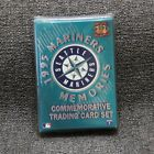 1995 Seattle Mariners Memories Commemorative Trading Card Set SEALED 50 Cards