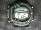 1991 Vintage Casio Digital Watch 960 ALT-6000 ALTI THERMO TWIN SENSOR  PRO TREK