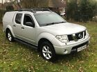 LARGER PHOTOS: Nissan navara adventure 2.5dci 55 plate