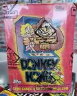 1982 Topps Donkey Kong Video Games 36 Pack Cards Wax Box BBCE Authenticated!