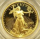 1993 American Eagle 1 10oz Proof Gold Bullion Coin w Inner Box