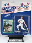 1989 Kenner SLU Starting Lineup Baseball Jose Canseco Oakland Athletics A's