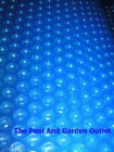 New 7 x 7 SPA HOT TUB SOLAR THERMAL FLOATING BUBBLE COVER BLANKET 7x7 Square