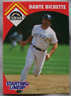 1995 Starting Lineup Dante Bichette Colorado Rockies Baseball Card