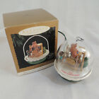 Hallmark 1995 Forest Frolics 7 Keepsake Ornament Christmas Light Motion