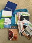 DELUXE WEIGHT WATCHERS 2012 13 starters with 40 weekly power start books + mor