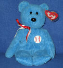 TY ADDISON the BEAR BEANIE BABY - MINT with MINT TAG
