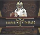 2014 TOPPS TRIPLE THREADS FOOTBALL FACTORY SEALED HOBBY BOX