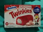 NEW Hostess Limited Edition Peppermint Twinkies 10 Count Free Worldwide Shipping