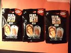 2017 FEAR THE WALKING DEAD DOG TAG GUARANTEED 3 COSTUME RELICS,.....3 HOT PACKS!