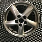 01 02 Mazda Millenia 16X65 OEM 5 Spoke Sparkle Silver Wheel Rim 64833