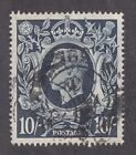 Great Britain Sc 251, SG 478, used 1939 10sh KGVI high value