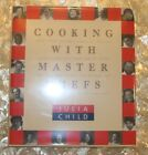 Cooking with Master Chefs signed by Julia Child 1993 Hardcover First Edition