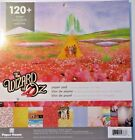 Wizard Of Oz 120 plus Stickers Dbl Sided Cardstock 24 Papers in Pad Paper House
