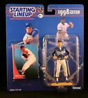 HIDEO NOMO / LOS ANGELES DODGERS 1998 MLB Starting Lineup Action Figure