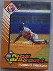 1993 Starting Lineup Base Runners Marquis Grissom Expos Baseball Card