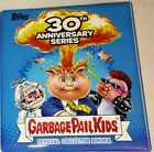 topps NEW GPK GARBAGE PAIL KIDS 30th BLUE OFFICIAL BINDER ALBUM