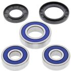 Kawasaki ZX1100 GPZ1100 1983-1985 Rear Wheel Bearings And Seals