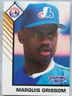 1993 Starting Lineup Marquis Grissom Expos Baseball Card