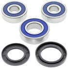 Kawasaki Vulcan 800 Drifter VN800 1999-2006 Rear Wheel Bearings And Seals