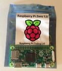 Raspberry Pi Zero v13 With Camera Connector Fast Shipping