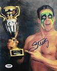2017 Leaf Wrestling Autographed Photograph Edition 5