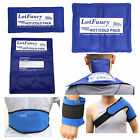 Gel Ice Pack Cold Therapy Wrap for Knee Arm Elbow Shoulder Back Aches Swelling