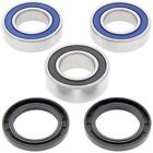 Husqvarna CR125 2000-2013 Rear Wheel Bearings And Seals